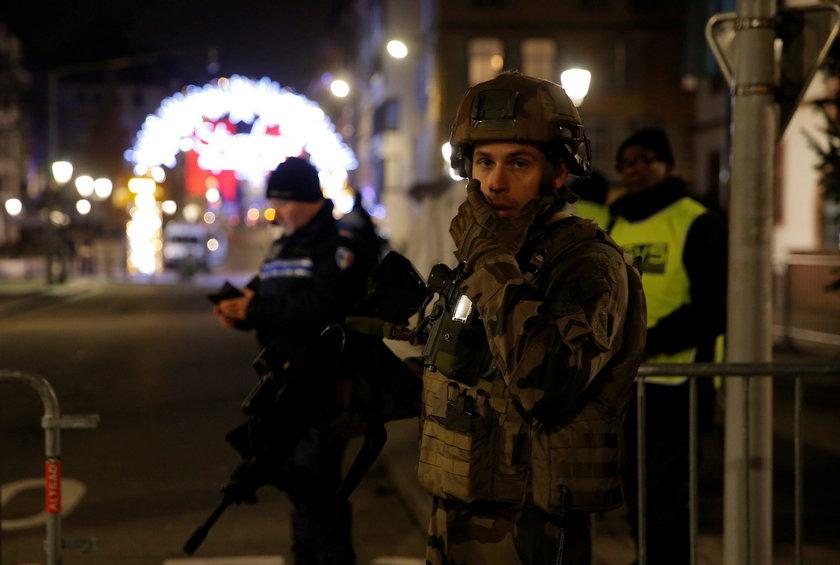 Zamach w Strasburgu