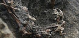 Ludzkie szczątki na terenie podlaskiej parafii