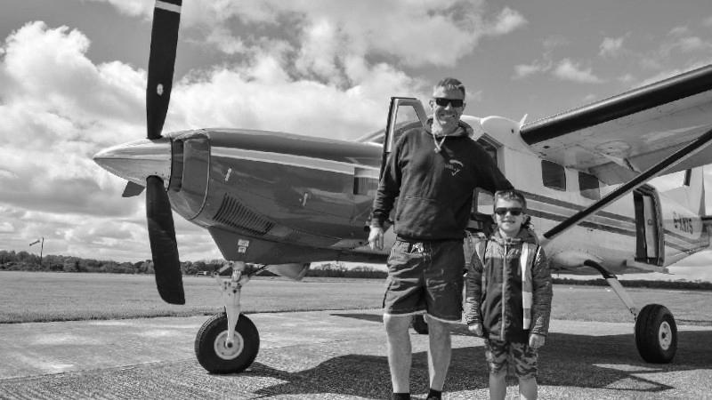 7-latek zginął w katastrofie samolotu w Irlandii
