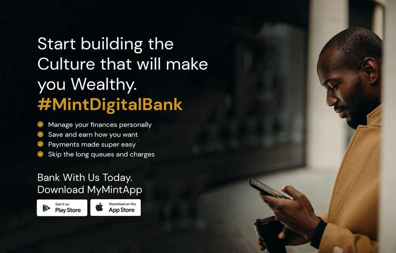 Mint Digital Bank, a subsidiary of Finex Microfinance Bank