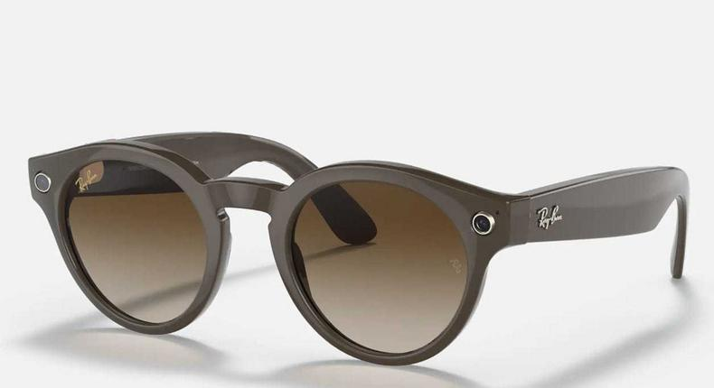 Facebook's Ray-Ban Stories smart glasses, starting at $299.