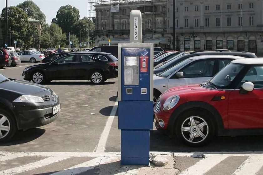Nowe strefy parkowania