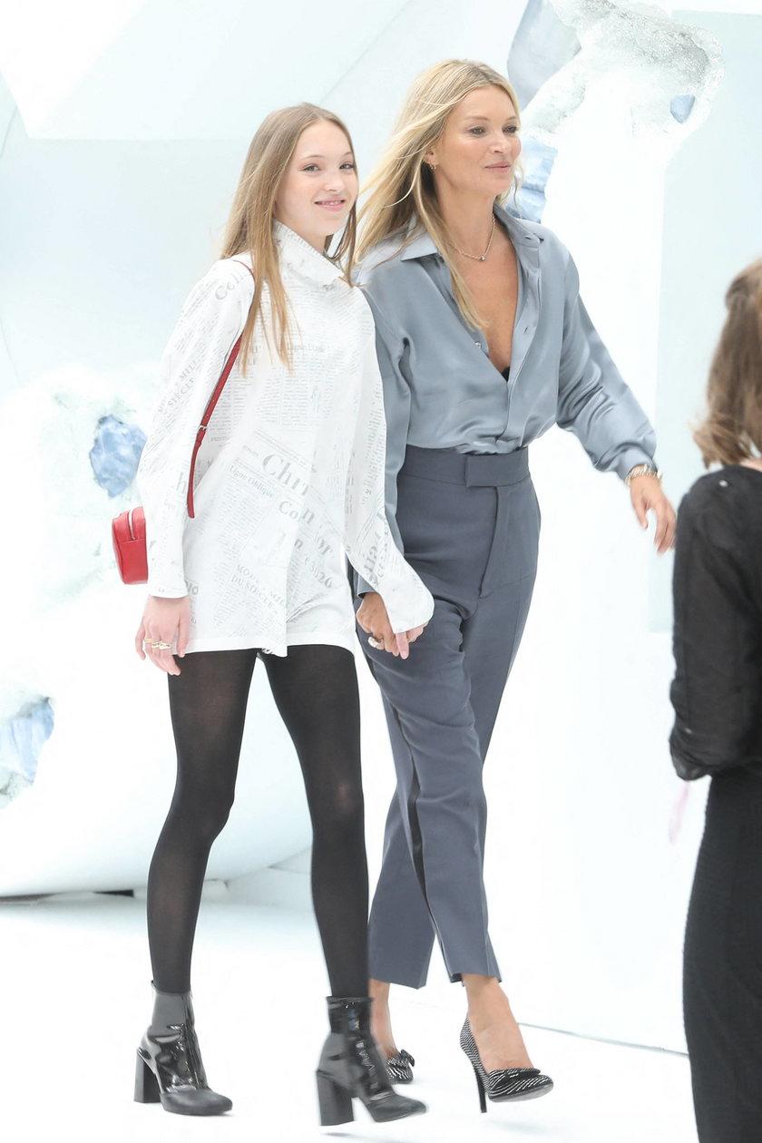 Lila Grace Moss i Kate Moss