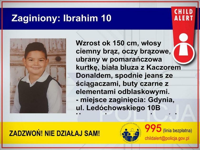 Gdynia: porwanie 10-letniego Ibrahima. Co wiadomo o jego ojcu?