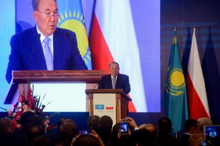 Nazarbajew: Polska to ważny partner Kazachstanu w UE