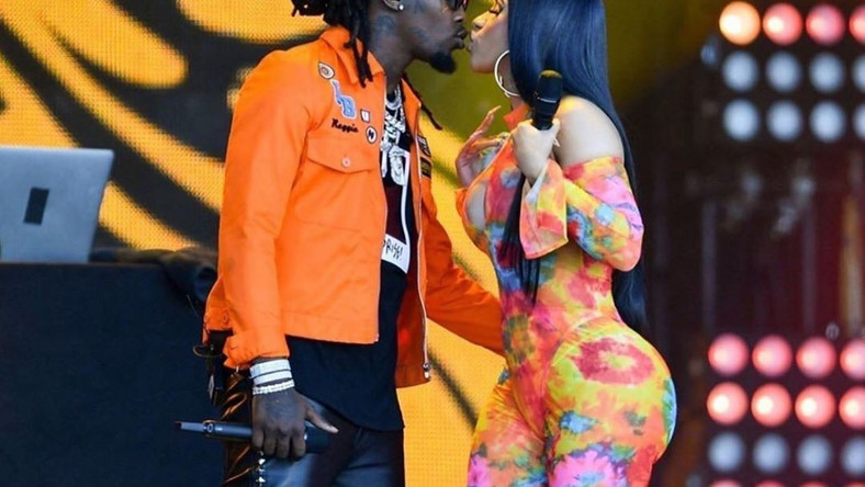 Cardi B wants to leave the United States of America and she doesn't want to go alone as she wants her husband, Offset to join her. [Instagram/IamCardiB]