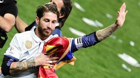 Sergio Ramos zripostował byłego prezydenta FC Barcelona