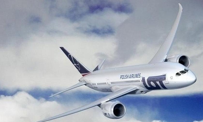 Boeinga 787 Dreamliner  Lot