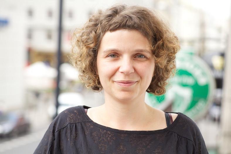 Maria Świetlik, Inicjatywa Pracownicza