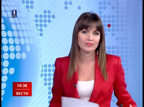 Aneta Kovačić na zadatku
