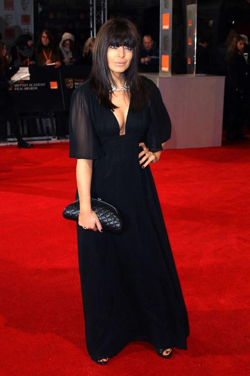 Claudia Winkleman The Baftas 2012