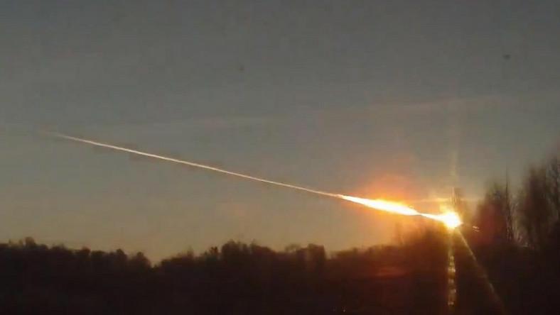 Co stało się z resztką meteoru?