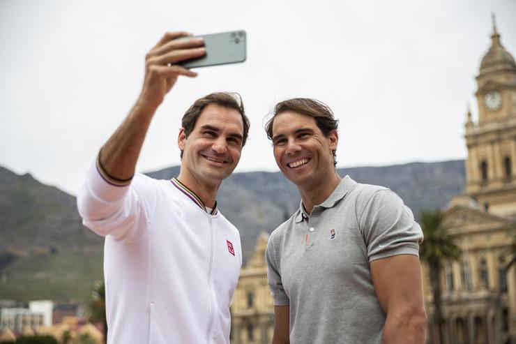 Rodžer Federer, Rafael Nadal