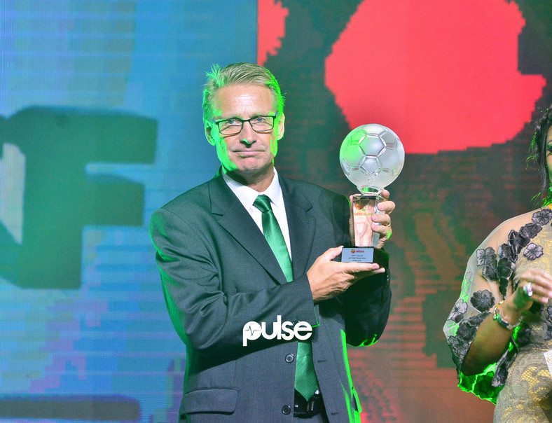 Thomas Dennerby led the Super Falcons to two tournaments  (Pulse Nigeria) (Pulse Nigeria)