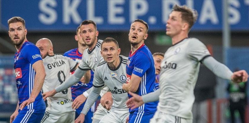 Ekstraklasa: wymęczone zwycięstwo Legii Warszawa przybliża ją do obrony tytułu