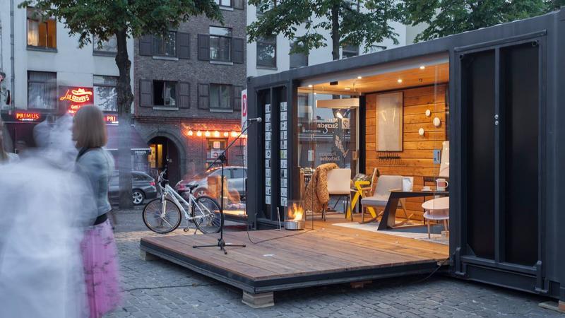 Polish Design Island w ramach Brussels Design September