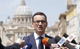 'Byłem przeciwko okrągłemu stołowi, dzisiaj widzę zalety tego kompromisu'. Morawiecki o rocznicy 4 czerwca