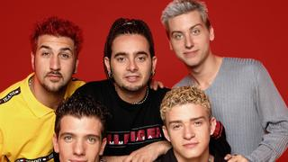 'N Sync (fot. Getty Images)