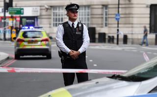 Wielka Brytania: Dwie osoby ranne po możliwym ataku terrorystycznym pod parlamentem