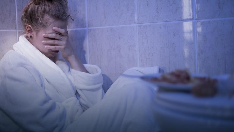 Na bulimię chorują zwykle młode dziewczyny, ale też kobiety sukcesu