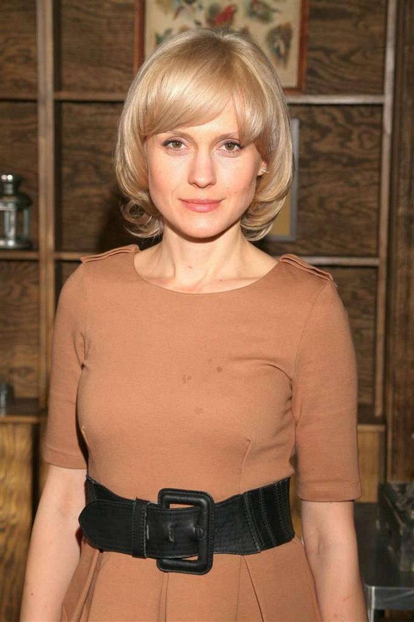 Znana blondynka stała się rudzielcem