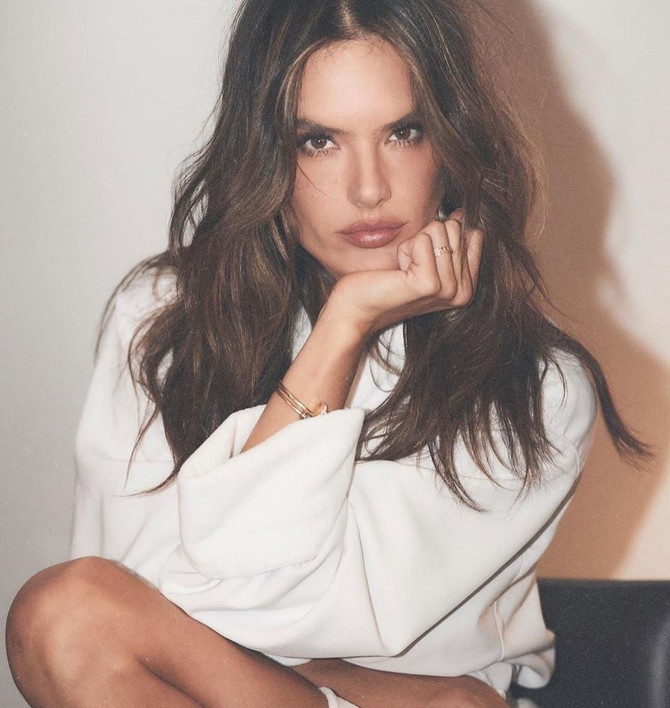 Alesandra Ambrosio u modnoj kampanji