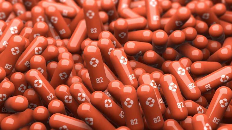 Tabletki molnupiraviru