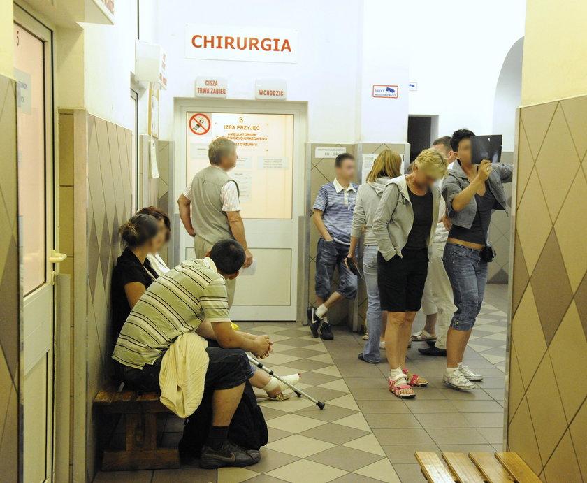 Pacjenci z tej części Wrocławia w kolejce do lekarza