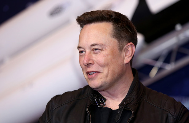 Elon Musk, founder of SpaceX and chief executive officer of Tesla Inc.