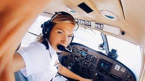 Holenderska pilotka, która jest gwiazdą Instagrama
