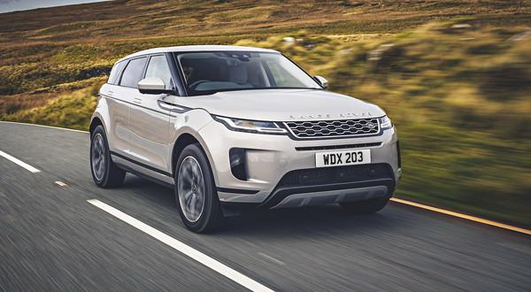 Range Rover Evoque i Land Rover Discovery Sport – 3 cylindry z prądem