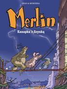 Merlin. Kanapka z szynką