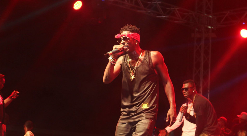 WATCH: I'm one of the pioneers of free community shows in Ghana - Shatta Wale