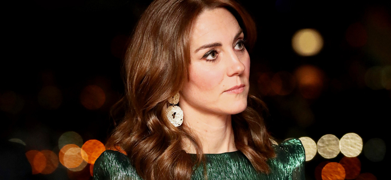 Kate Middleton / Pool/Samir Hussein GettyImages