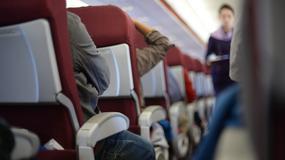 Alkohol, papierosy i awantury w samolotach - IATA podało statystyki