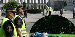 Menele rządzą w mieście, a strażnicy pilnują pałacu