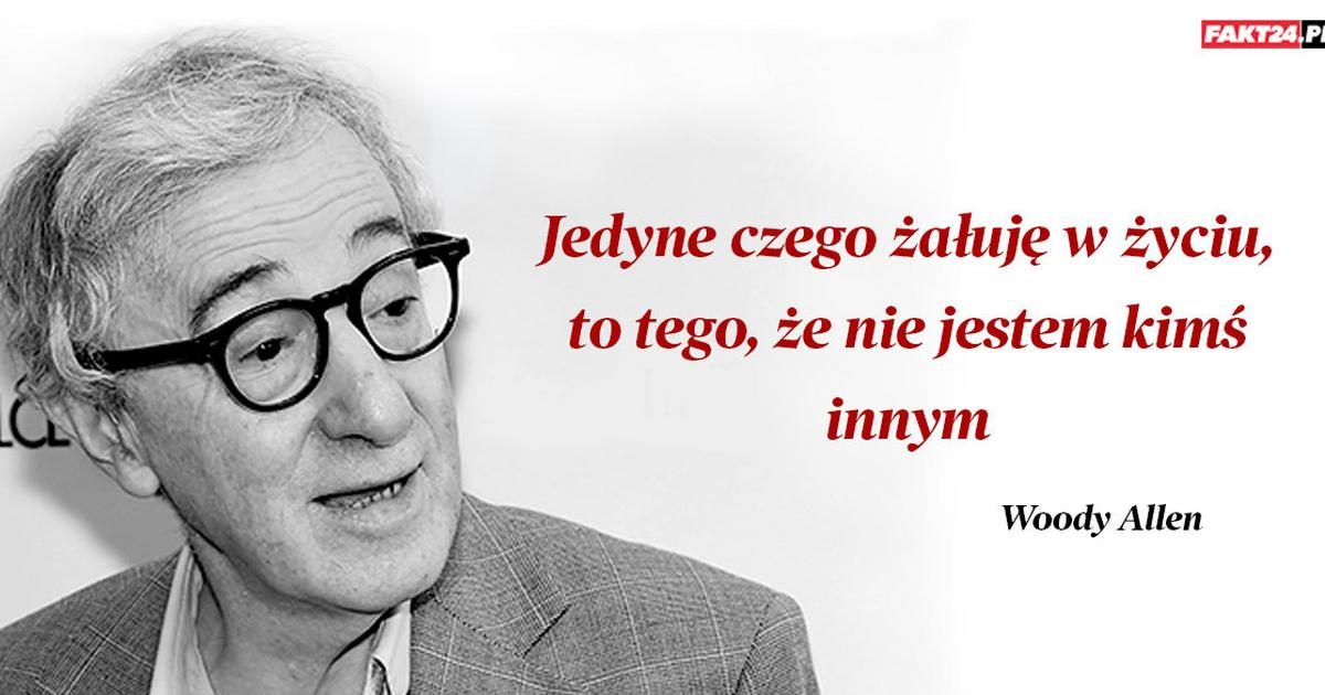 Woody Allen Cytat