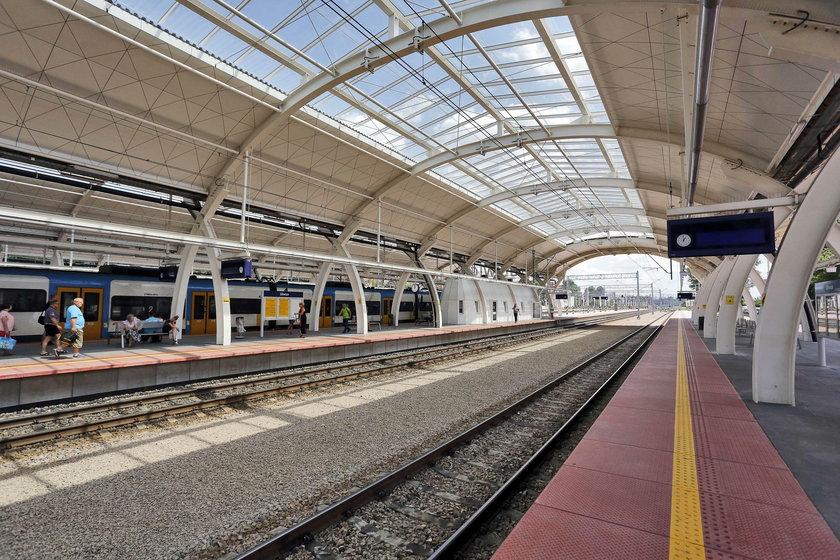 Gliwice. Remont dworca kolejowego