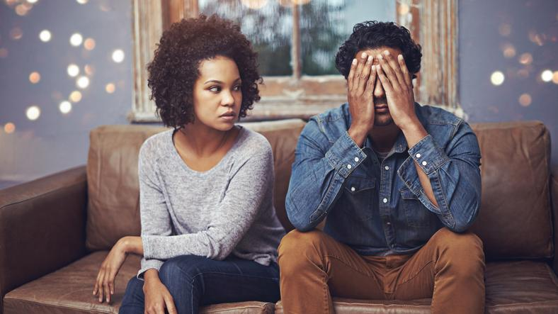 When you have relationship problems, attack that and not your partner. [Credit: Martha Stewart Weddings]   5 lover's fights that don't have to end your relationship OMbktkpTURBXy9mNzZlZTU2MDk5MTEwNWZiMDdjNWIyY2VjMDFmYmIwOC5qcGeSlQLNAxQAwsOVAgDNAvjCww