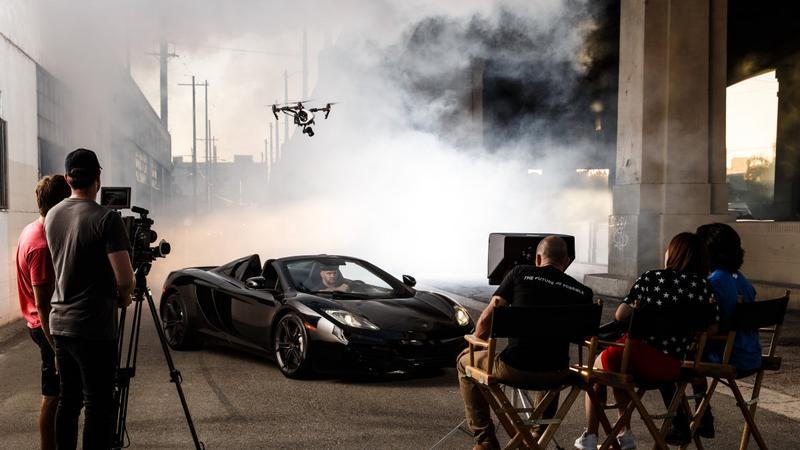 DJI stworzył nowe kamery dla swych dronów