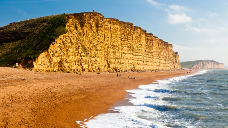 West Bay, Anglia