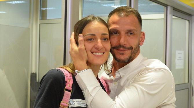 Slika kaže sve: Maja Ognjenović i Dača Ikodinović