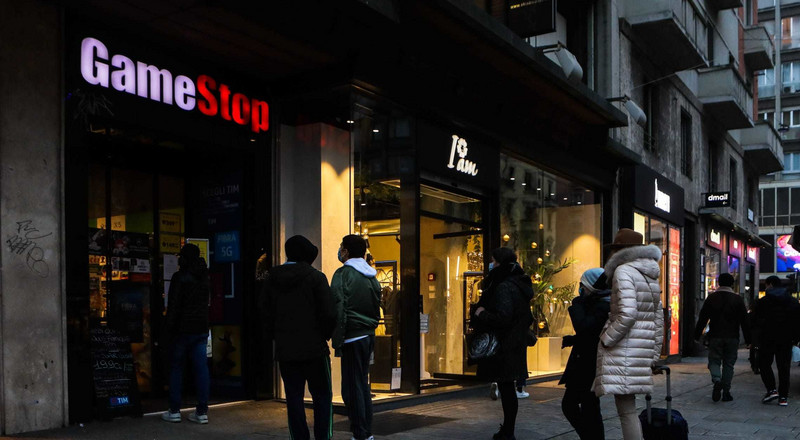GameStop soars 23% as short-squeeze rally charges into 2nd day