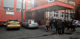 Gaz w szkole! Uczennice trafiły do szpitala