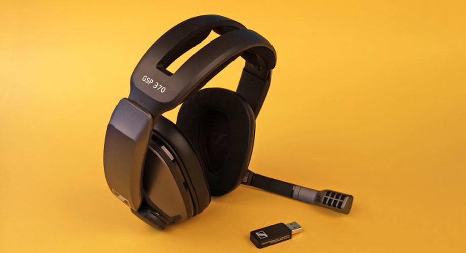 Wireless-Gaming-Headset Sennheiser GSP 370 im Test