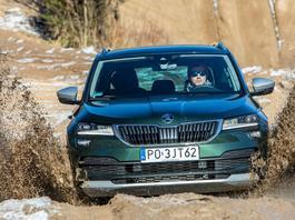 Škoda Karoq Scout 1.5 TSI – propozycja na bezdroża? | TEST