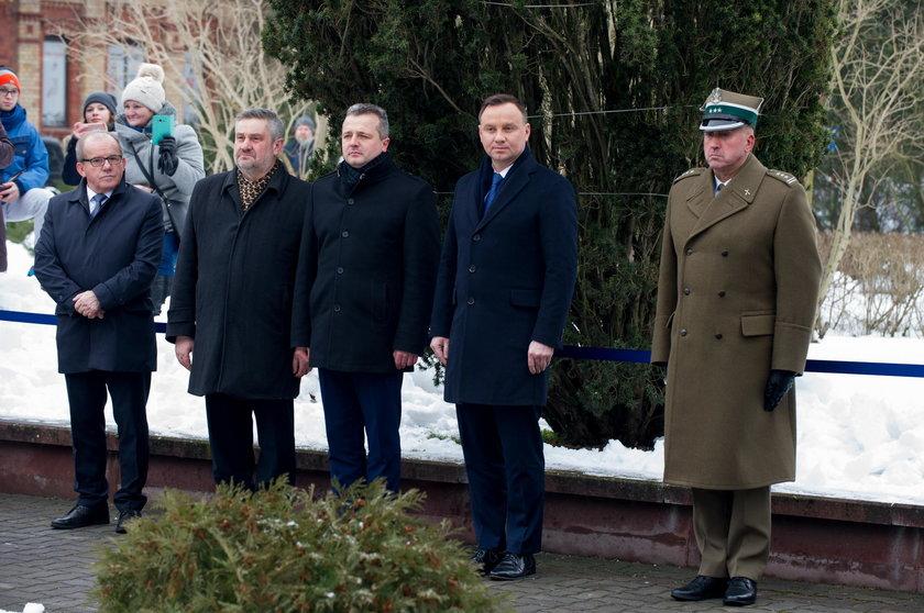 Zbonikowski próbowałpodłączyć się do prezydenta