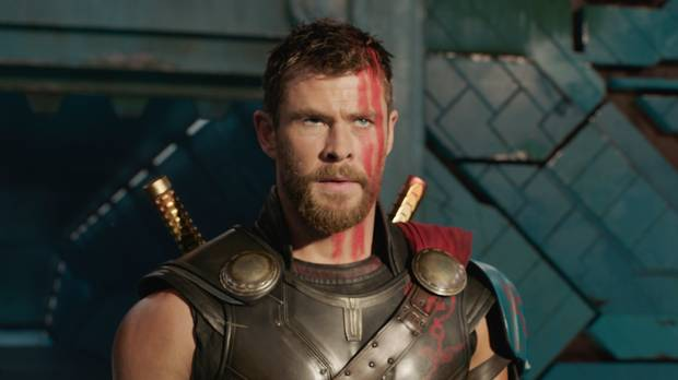 Chris Hemsworth, mint Thor!