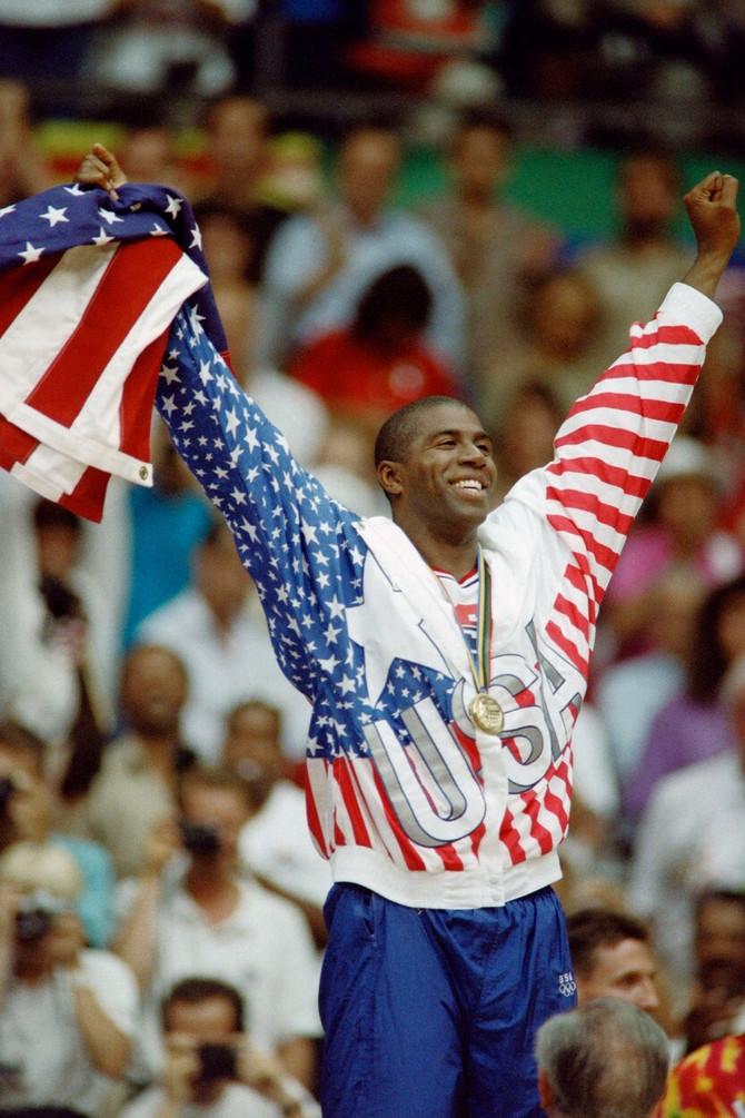 Medžik Džonson na vrhuncu košarkaške slave
