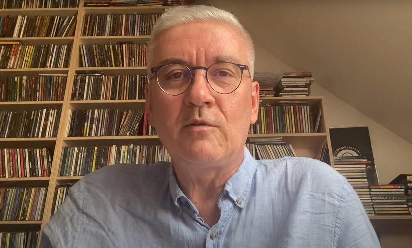 Artur Orzech nie skomentuje finału Eurowizji 2021 w TVP 1